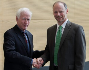 McDonald Schleyer 7-8-13 handshake